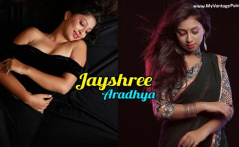 Jayshree Aradhya Young Model from Banglore