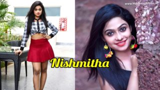 Nishmitha B – Coastalwood Actress & Software Developer | Portfolio