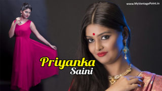 Priyanka Saini – An Animator & Model from Guwahati | Portfolio