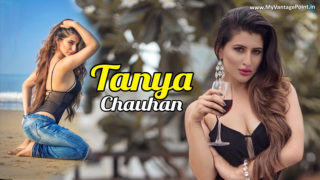 Tanya Chauhan – The Model from Shimla in Mumbai | Portfolio