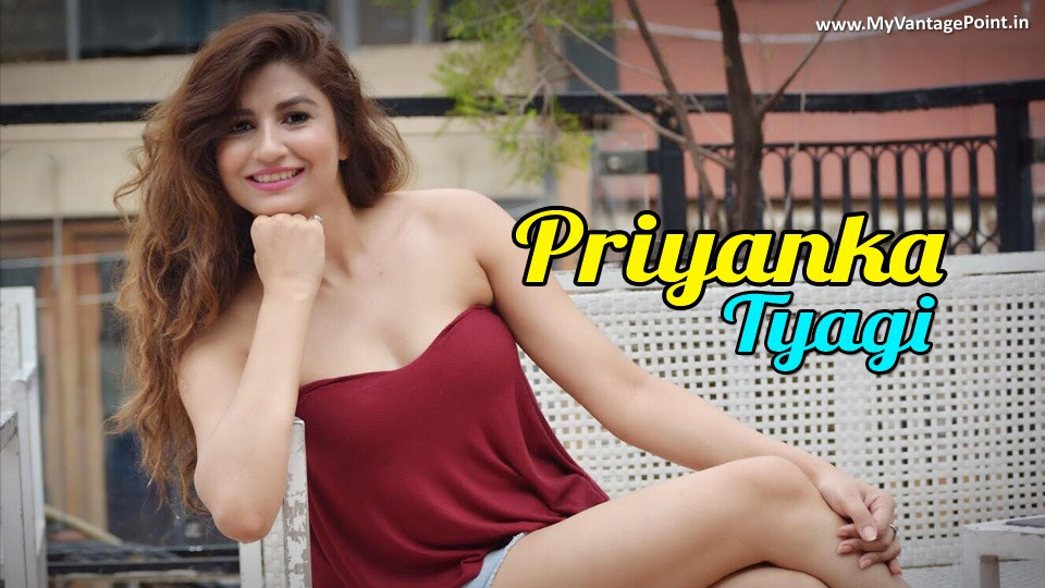 Priyanka Tyagi Model Portfolio Biography Profile Happy Go Girl with Big Dreams