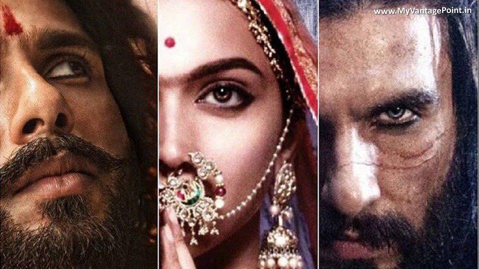 Padmavati (2018) – Starring Deepika Padukone, Shahid Kapoor & Ranveer Singh