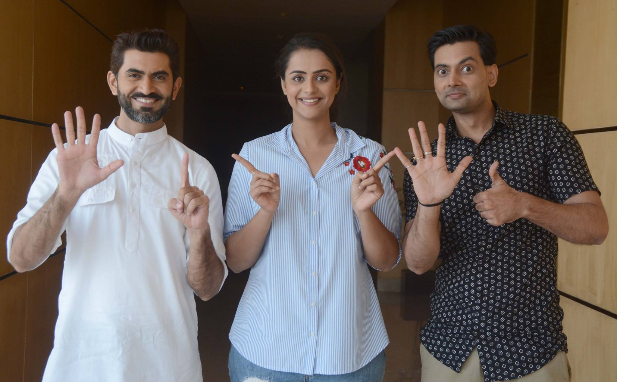 Prachi Tehlan Perhaps I was destined to play the character of Susheel Ikyawann Cast