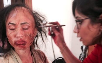 """National award-winning make-up and prosthetics artiste Preetisheel Singh has once again managed to receive rave reviews for her art with the Siddharth-Andrea Jeremiah horror film The House Next Door, making the ghost flick extremely believable and spooky. Based on a true story, director Milind Rau's film is made in three languages. Apart from The House Next Door in Hindi, it has released as Aval (She) in Tamil and Gruham (Home) in Telugu, garnering acclaim for all three versions. """"The film makes audience cower in their seats biting their nails while trying to look away from the screens,"""" reports The Indian Express. Times of India calls it a """"well-executed"""" and """"gripping"""" film, while First Post says, the """"ghost flick is terror-ific"""". Preetisheel uses her prosthetic make-up for ghostlike apparitions says Gulf News, """"which are way removed from the regular pan-caked powder faces of other Indian films."""" Scroll calls the film a """"very well crafted and a commendable addition to the genre"""" and Bollywood Life writes, the """"film manages to scare the daylights out of you."""" Apart from critical acclaim, actor Siddharth is ga-ga over Preetisheel's work. """"Her design framework has brought a sense of professionalism to the whole experience of prosthetic make-up,"""" says the actor. It can be noted that a few months ago Preetisheel received accolades for the look she designed for Nawazuddin Siddiqui in the Sridevi-starrer Mom. She now awaits the release of Sanjay Leela Bhansali's Padmavati where she has designed the looks for Ranveer Singh, Shahid Kapoor as well as Deepika Padukone."""