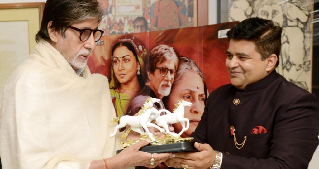 Jaya and Amitabh Bachchan starrer The Great Leader