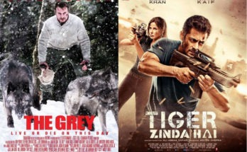 Salman Khan's Tiger Zinda Hai COPIES Liam Neeson's The Grey