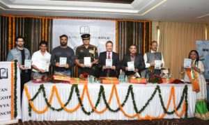 Read more about the article Suniel Shetty, Neil Nitin Mukesh and Lodha Family felicitated families of Martyred soldiers