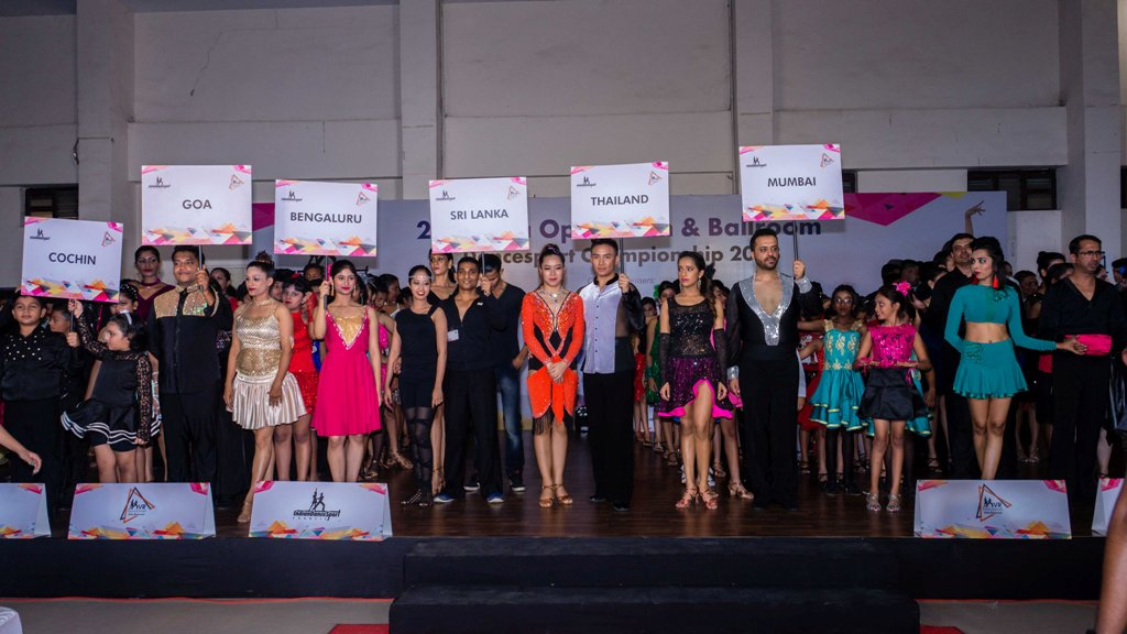 2nd India Open Latin & Ballroom International DanceSport Championships 2018