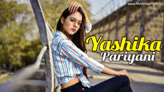 Yashika Pariyani – Stunning Young Model & Actor from Kota, Rajasthan
