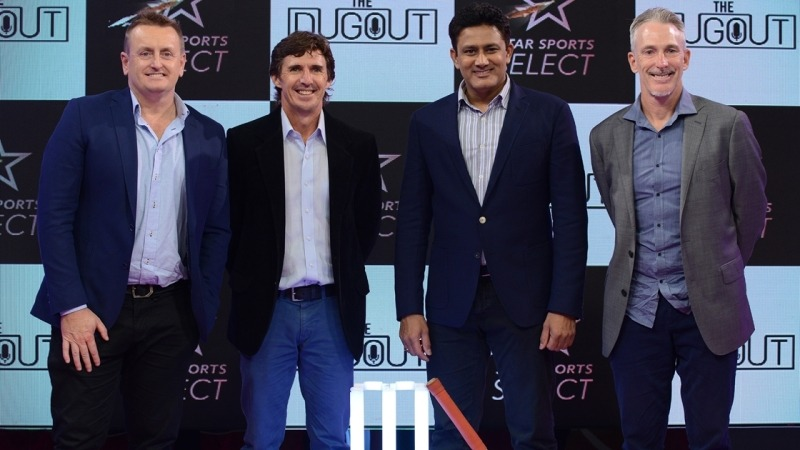 Star Sports Unveils The #Selectdugout For VIVO IPL 2018 To Keep Fans Ahead Of The Fame!