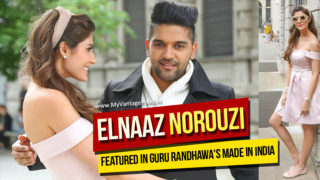 Elnaaz Norouzi featured in Guru Randhawa's Made In India