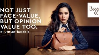 Baggit Launches Its New Campaign with Shraddha Kapoor #PutItOnTheTable