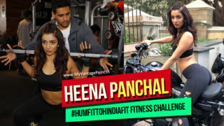 #HumFitTohIndiaFit: Heena Panchal accepts the fitness challenge