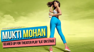 Mukti Mohan is all geared up for theater play 'ILA' on stage