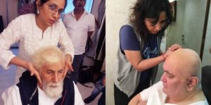 Preetisheel Singh, Makeup Artist of 102 Not Out Movie
