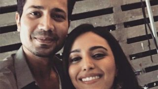 Veere di Wedding costars, Sumeet Vyas & Swara Bhaskar bond on the sets of their next project!