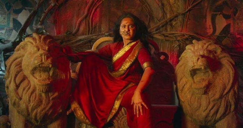 Anushka Shetty thriller Bhaagamathie on Sunday 1st July at 9pm