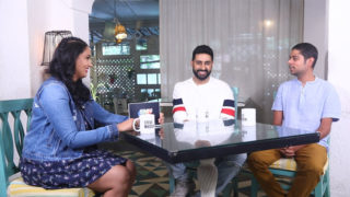 Abhishek Bachchan along with screenwriter Varun Grover engage in a  chat on Social Media Star