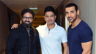 Bhushan Kumar, Nikkhil Advani and John Abraham join hands for Batla House