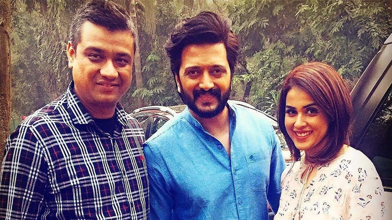 Bollywood couple, Reteish Deshmukh, Genelia Deshmukh, Homeopathy startup Welcomecure