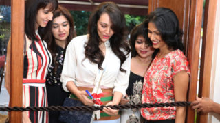 Dipannita Sharma launches Very first salon of BodycraftSpa &Salon in Mumbai!