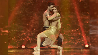 Esha Gupta & Salman Yusuff Khan's sizzling act on &TV's High Fever semi-finale