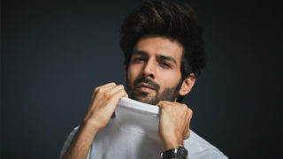 Kartik Aaryan is the New Face of Park Avenue deos