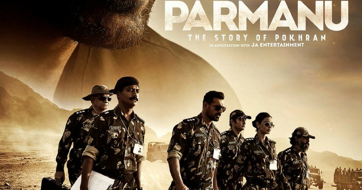 Parmanu movie, box office collection of Parmanu movie