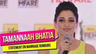 Tamannaah Bhatia Has Given Statement On Marriage Rumours