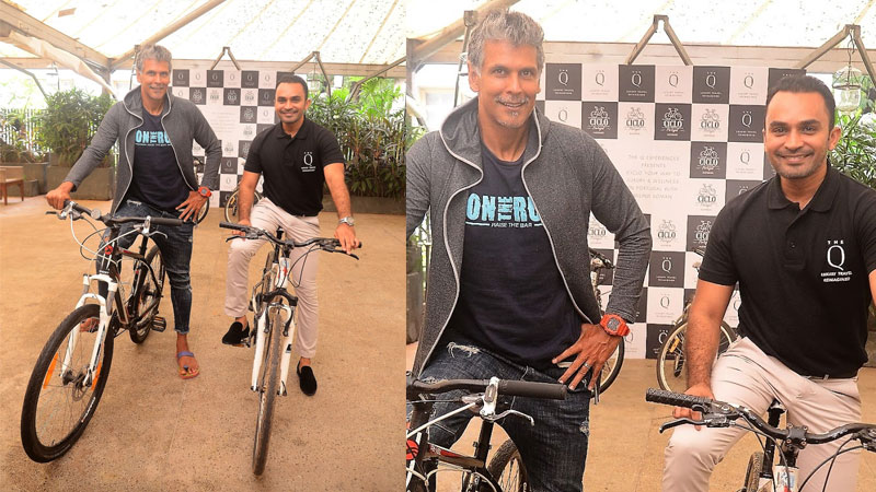 'Ciclo Portugal' - Luxury and Wellness with Milind Soman by The Q Experiences