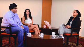 Sunny Leone along with comedian Tanmay Bhat engage in a candid chat on Social Media Star