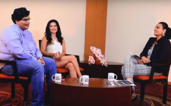 Bollywood sensation Sunny Leone along with comedian Tanmay Bhat engage in a candid chat on Social Media Star