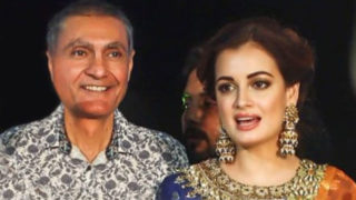 Dia Mirza Dazzles on the Runway at The Wedding Show 2018