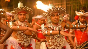 Experience the Kandy Esala Perahera – Sri Lanka's most flamboyant and iconic cultural event with Cinnamon Citadel Kandy