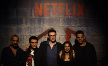 Ghoul, Netflix's First Original Horror Series, Premieres in Mumbai