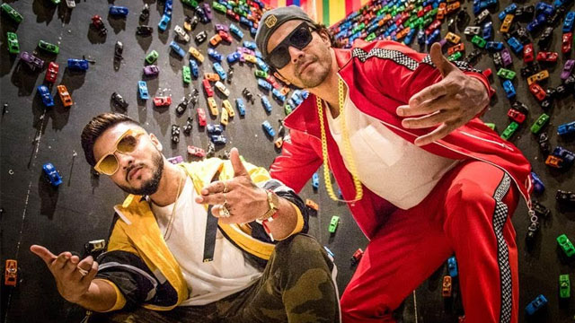 India's Biggest Hip-Hop Festival 'Breezer Vivid Shuffle' Grooves into its Second Season with Varun Dhawan and Raftaar