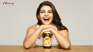 Jacqueline Fernandez is the New Brand Ambassador for Dabur Honey