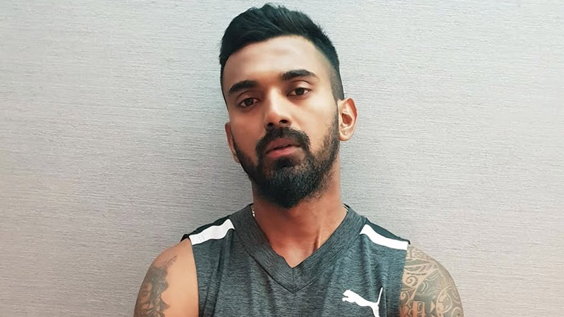 KL Rahul the fastest century scorer of Indian cricket joins hands with world's fastest sportswear brand PUMA