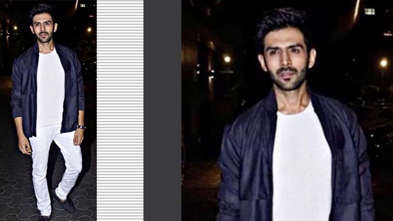 Kartik Aaryan's basic style is anything but basic He dresses just like you. But better