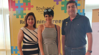 Mandira Bedi at The Westin Mumbai Garden City | Independence Day