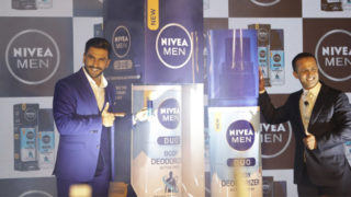 Ranveer Singh is the New Face of NIVEA MEN