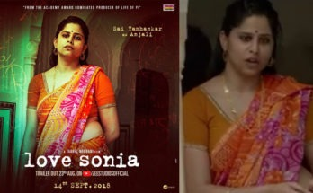 Sai Tamhankar, Sai Tamhankar Love Sonia Movie