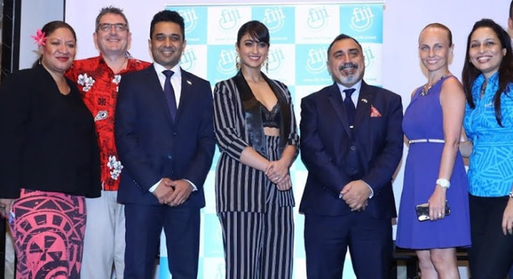 Tourism Fiji brings a little bit of 'happy' to India – Launches brand campaign with Ileana D'Cruz