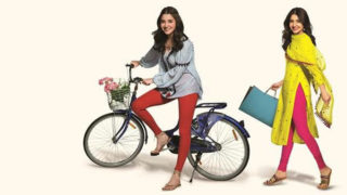 Superstar Anushka Sharma, the new face of Softline Leggings