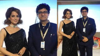Birthday Boy Prasoon Joshi calls Kangana Ranaut an evergreen talent