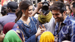 Kartik Aaryan & Kriti Sanon wraps up Luka Chuppi and posts an emotional message