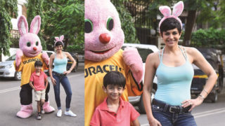Mandira Bedi will again participate with her son in Duracell Powers 2nd DURATHON in Mumbai