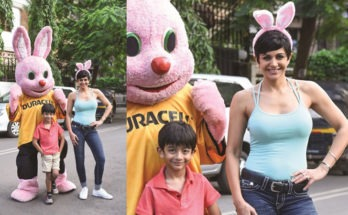 Mandira Bedi in Duracell Powers 2nd DURATHON in Mumbai