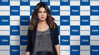 Priyanka Chopra Partners with Cipla Respiratory to create awareness about Asthma