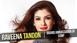 Raveena tandon to be Brand ambassador of SGNP (Sanjay Gandhi National Park)